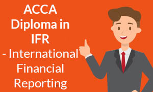 IFRS Course Online – ACCA Diploma In IFRS