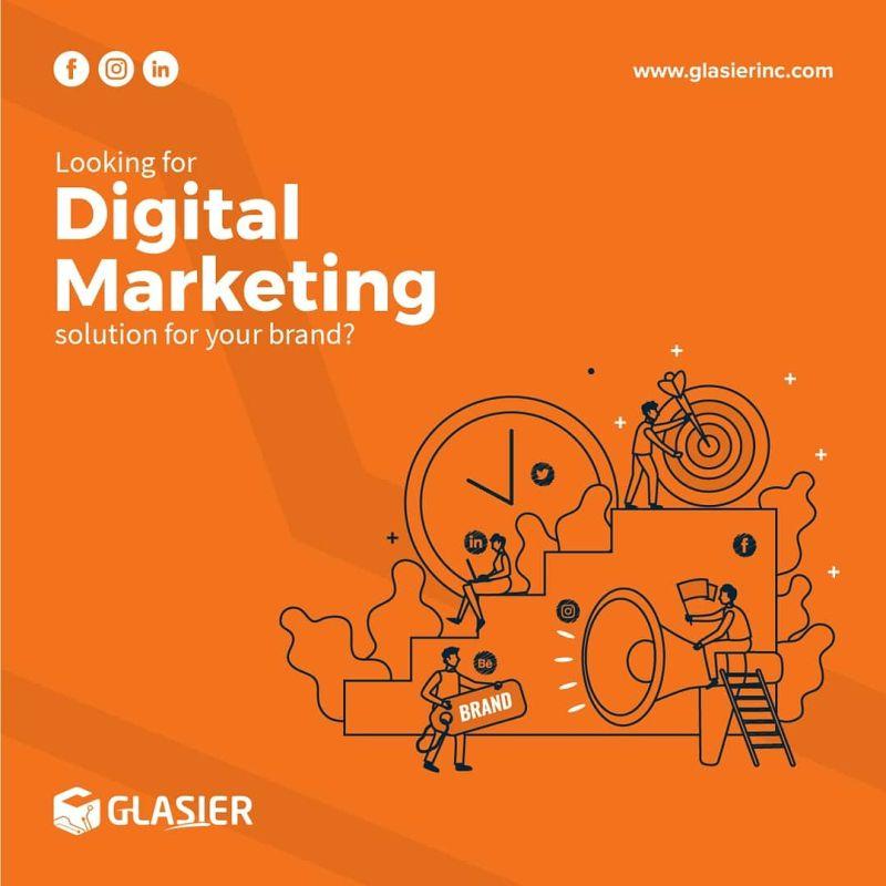 Glasier Inc. - IT Company in India - Web & Mobile App Development Services