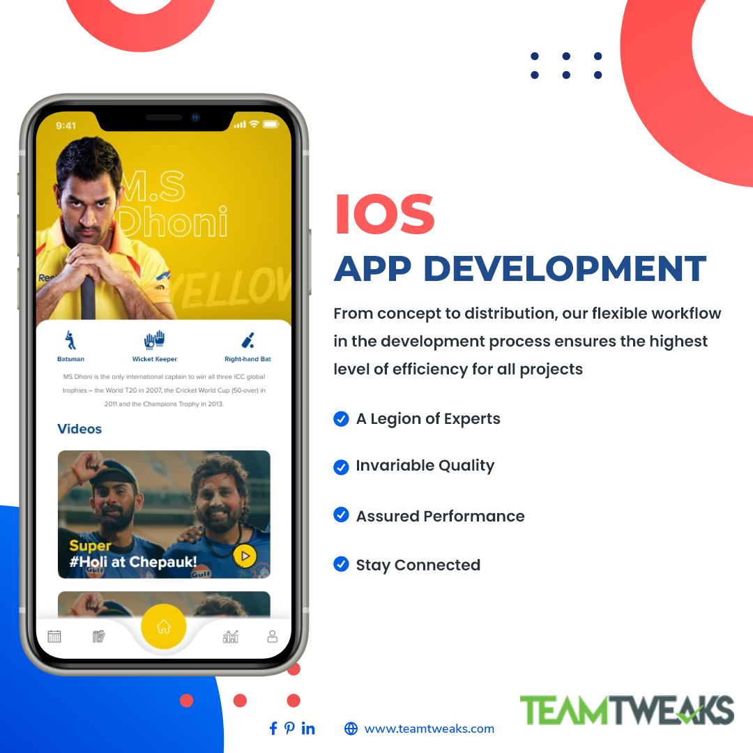 Mobile App Development Company in Chennai, India