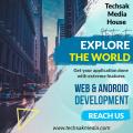 Techsak Media House Digital Marketing Agency