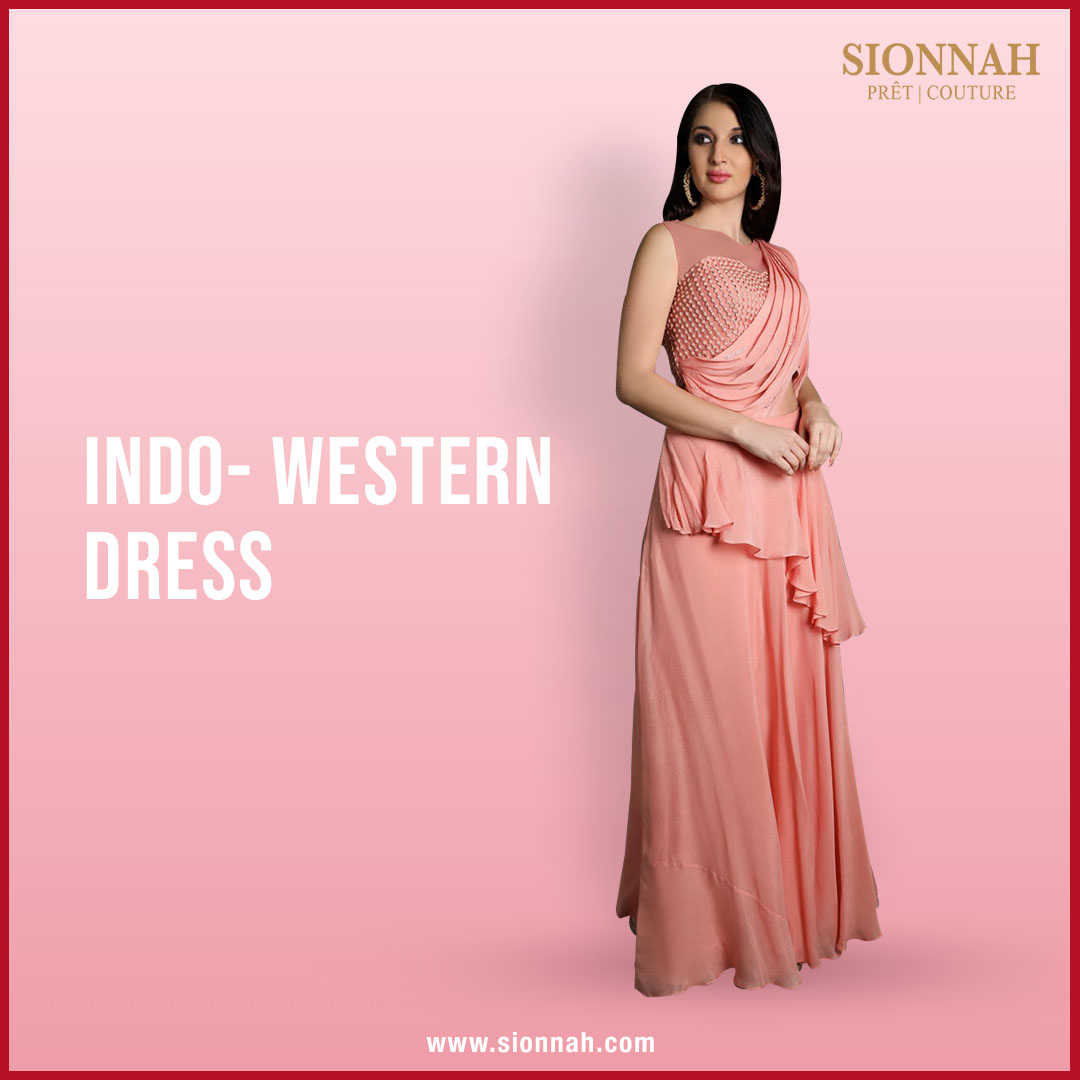 Buy latest Indo western dresses Online - Sionnah