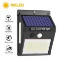 SOLAR POWERED LAMP PORTABLE LED BULB LIGHTS